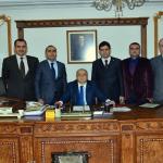 Büro Memur-Sen'den Vali ŞENTÜRK'e Ziyaret
