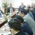 """""""Halep'e Yardım"""" ve """"İslam İlmihali  Okuma Yarışması"""" Konulu Toplantı Yapıldı"""
