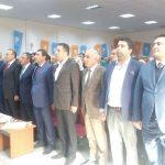 AK Parti Mucur İlçe Teşkilâtı 6. Genel Kurulunu Yaptı