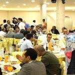 Mucur Ticaret ve Sanayi Odası İftar Yemeği Verdi