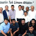 AK Parti'den Mucurlulara Teşekkür