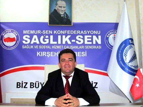 Kırşehir Sağlık Yönetiminde Büyük Hayal Kırıklığı Yaşıyoruz
