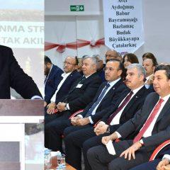 İlçemiz'de Kalkınma Stratejileri Geliştirme Ortak Akıl Çalıştayı Düzenlendi