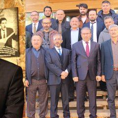 Kırşehir ve Mucur Basınından Osman DEMİR'e Tam Destek