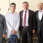 Mucur Şeyh Edebali Mesleki ve Teknik Anadolu Lisesi, Arama Kurtarma Kategorisinde Üçüncü Oldu.