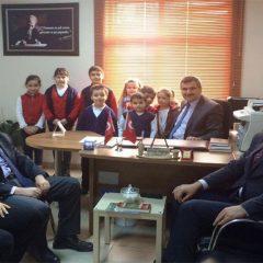 ŞASM Cumhuriyet İlkokulu Geleceği Kodluyor
