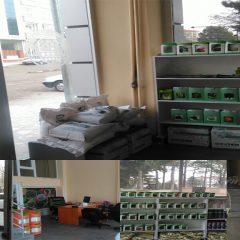 Mucur Ziraat Odası Satış Mağazası Faaliyete Girdi