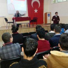 Eğitimci Yazar Duran ÇETİN ile Söyleşi ve İmza Günü Yapıldı