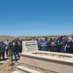 Şehit Polis Gökhan Ünaldı Hatıra Ormanı Oluşturuldu