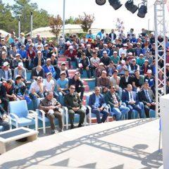Hıdırellez Bahar Bayramı Ahi Evran  Gençlik ve İzcilik Kampında Kutlandı