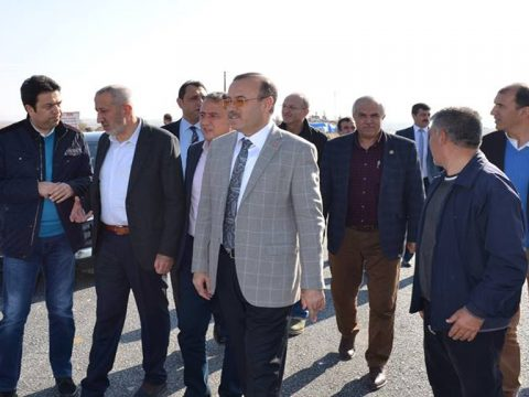 Gümüşkümbet Köyü Yolu, BSK Asfaltla Kaplandı