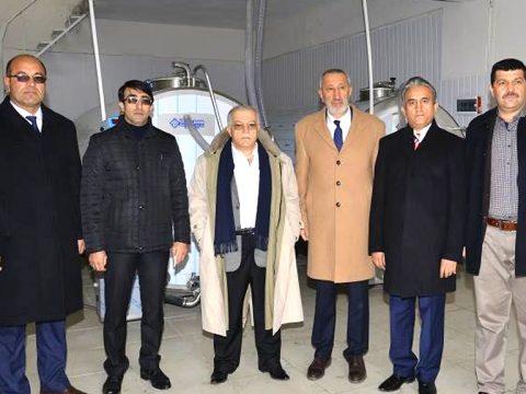 """Vali Necati ŞENTÜRK, """"2018'te Mucur İçin Çalışacağız"""""""