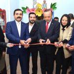 Mucur Kızıldağ Yeniyapan Köyü Şehit Muzaffer Kılıçaslan Orta Okulu Kütüphaneye Kavuştu