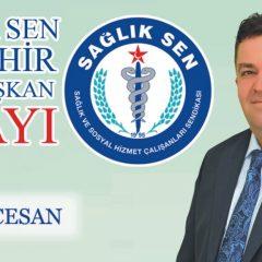 Kırşehir Sağlık Teşkilatı Başkanına Kavuşuyor