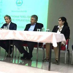 Mucur'da İstihdam İçin Yerel İşbirliği İstişare Toplantısı Yapıldı