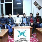 TÜGVA Kırşehir Temsilciliği, İlçemiz'de Gençleri Bilgilendirdi
