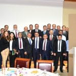 İstanbul'daki Mucurlular İftarda Biraya Geldi