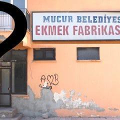 Mucur Belediyesi mi ? Yoksa; Hacı Talo'nun Bakkal Dükkanı mı?