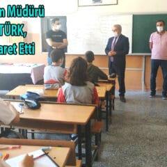 AKTÜRK, Okulları Ziyaret Etti