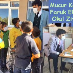 Kaymakam ERDEM'den Okul Ziyaretleri